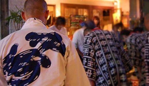 博多祇園山笠と放生会の飾り山笠紹介と日程は?どんたくと並ぶ博多三大祭り
