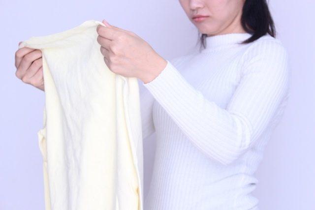 服の断捨離