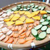 干し野菜 にんじん かぼちゃ