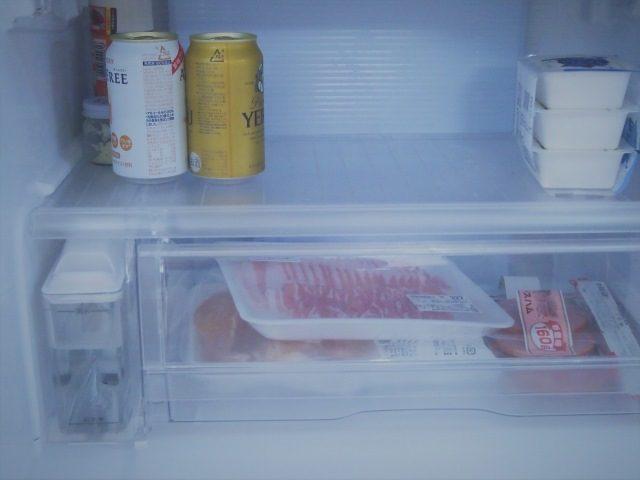 冷蔵庫 チルド室