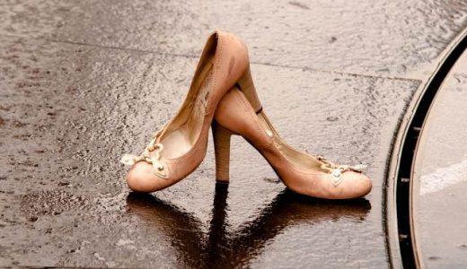 濡れた靴を急いで乾かす方法と100円グッズ を使うやり方