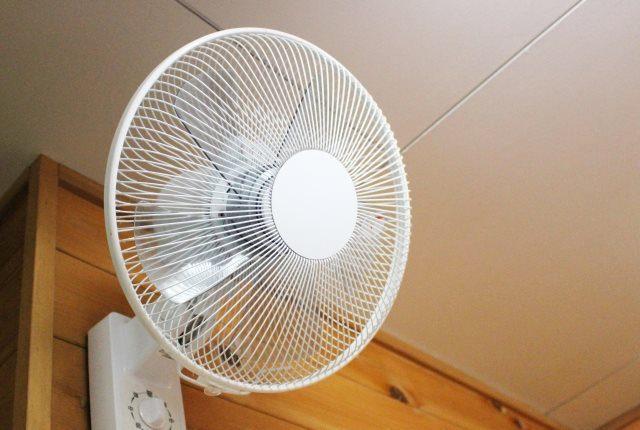 扇風機の賢い使い方を紹介します
