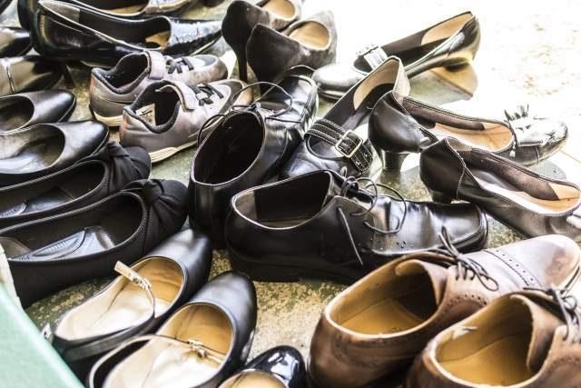 靴の臭いを取るのに10円玉を使う方法