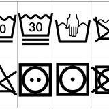 洋服の新しい選択表示の簡単な覚え方!素材チェックでおうちクリーニングも可能?