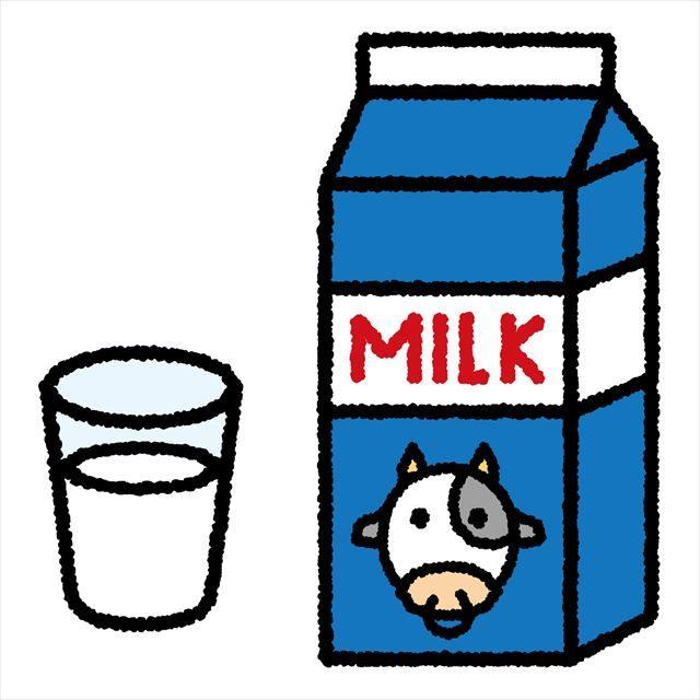 ミルクのパック