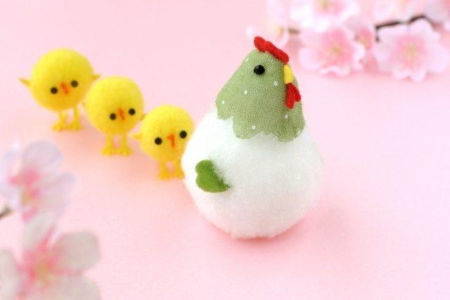 白卵と赤卵の違いを紹介します。