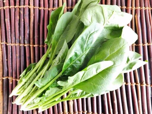 葉酸を含む野菜の食べ方を紹介します。ほうれん草