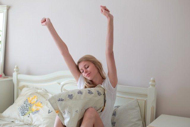 寝汗の原因と防ぐ方法