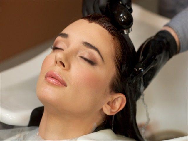 炭酸水を自宅で簡単作成 洗髪